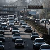Pollution à l'ozone : circulation différenciée mercredi et jeudi en Île-de-France