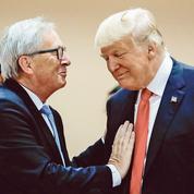 Taxes auto: Juncker «pas optimiste» avant sa rencontre avec Trump