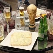 Bières, confiseries et pizzas surgelées sur le podium du mondial