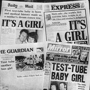Il y a 40 ans naissait Louise Brown, le premier bébé-éprouvette au monde