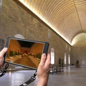 À Avignon, petites révolutions de palais en 3D