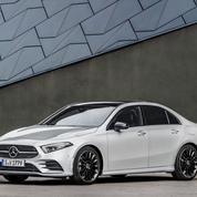Mercedes Classe A Berline, une leçon de fluidité
