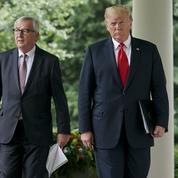 Paris se méfie du projet d'accord commercial évoqué par Trump et Juncker