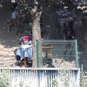 Paris en appelle à l'État pour démanteler «la collineducrack»