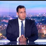 Alexandre Benalla au JT de TF1, les coulisses de l'interview