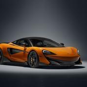 McLaren 600 LT, une GT dans l'esprit compétition-client