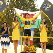La victoire de Geraint Thomas au Tour de France soulève l'enthousiasme au pays de Galles
