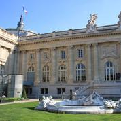 La rénovation du Grand Palais menace une fontaine début XXe, signée Raoul Larche