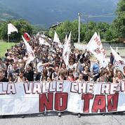 La ligne à grande vitesse Turin-Lyon sème la zizanie en Italie