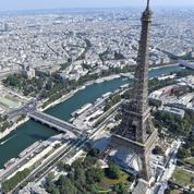 La tour Eiffel brusquement fermée en raison d'un conflit social