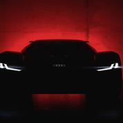 Audi PB 18 e-Tron, une supercar électrique