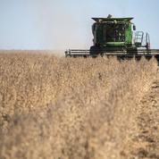 Les achats européens de soja américain ont triplé