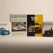 Littérature automobile : l'automobile française célébrée