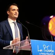 Florian Philippot en quête de fonds pour jouer son va-tout européen