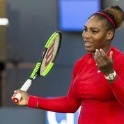 Serena Williams s'inquiète d'une déprime post-natale