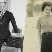 Pierre Balmain & Germaine Cellier : ils faisaient le Vent Vert et le beau temps