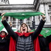 Le Sénat argentin vote sur l'avortement