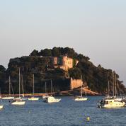 Brégançon : sur la mer et dans les airs, une citadelle sous haute protection