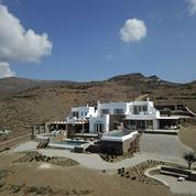 Grèce : Vathi Bleu, secret le mieux gardé de l'île de Tinos