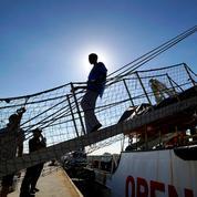 La France va accueillir une vingtaine de migrants sauvés au large de la Libye