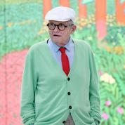 David Hockney va-t-il passer devant Jeff Koons et devenir l'artiste vivant le plus cher du marché?