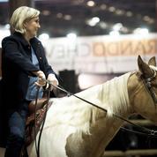 Quand Marine Le Pen se remet en selle