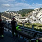Sous le choc, Gênes cherche sans relâche des survivants