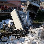 Tragédie du pont Morandi : rien ne permet d'accuser l'Europe en l'état actuel de l'enquête