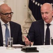 Amazon et Microsoft parlent d'une seule voix