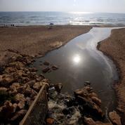 Les Libanais fuient leurs plages à cause de la pollution