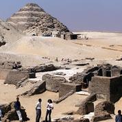 Le plus ancien fromage du monde retrouvé dans une tombe égyptienne près de Memphis