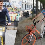 Ofo contre Mobike : le match des vélos sans station