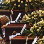 Gênes : l'Italie en deuil, les opérations de recherche ont pris fin