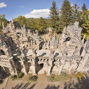 Le Palais extravagant du facteur Cheval: une vie pour un monument