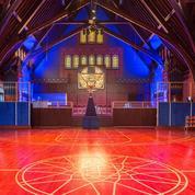 Une église de Chicago transformée en terrain de basket