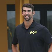 Michael Phelps aimerait «être capable de sauver la vie» d'une victime de dépression