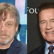 Quand Mark Hamill conseillait à Arnold Schwarzenegger de changer de nom pour réussir