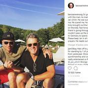 Lance Armstrong rend visite à «son ami» Jan Ullrich, qui «traverse une période difficile»