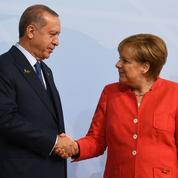 L'Allemagne s'inquiète de la crise en Turquie