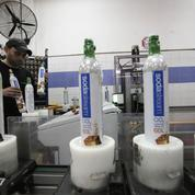Pepsi va pétiller dans l'eau avec Sodastream