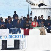 L'Italie menace de renvoyer 177 migrants en Libye