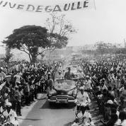 Le discours du général de Gaulle à Brazzaville le 24 août 1958