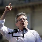 Mélenchon veut faire des européennes un «référendum anti-Macron»
