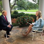 Donald Trump agite le spectre de sa destitution