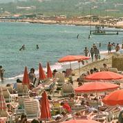 La mythique plage de Pampelonne, théâtre d'une guerre juridique