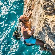 L'handi-escaladeur Philippe Ribière a grimpé un mythique rocher majorquin