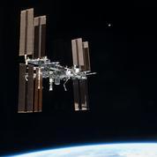 Une micro-météorite provoque une fuite sur la Station spatiale internationale