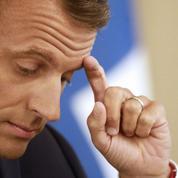 La semaine noire d'Emmanuel Macron