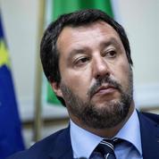 Les métamorphoses de Matteo Salvini, régionaliste converti en champion de l'«Italie aux Italiens»