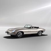 Jaguar Type E Zéro, l'électrochoc du passage à l'électrique